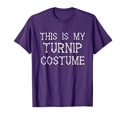 This is my Turnip Costume T-Shirt Halloween Costume]()