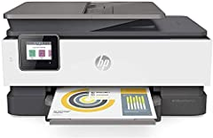 Set the new standard in business productivity. The HP office jet Pro 8025 all-in-one is a revolutionary home office printer that works to meet your needs. Features like smart tasks and the color touchscreen help increase productivity and save...