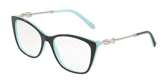 339fadf876c Tiffany Tiffany Infinity TF 2160B Black Turquoise 54 17 140 Women ...
