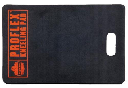Ergodyne ProFlex 380 Kneeling Pad, 14-by-1-Inch, Black