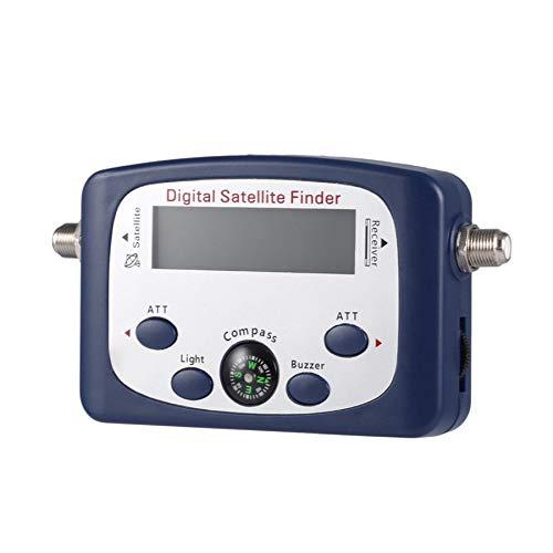 JS-SF06 Digital LCD Satellite Finder Satellite Signal Searcher&Strength ()
