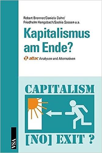Kapitalismus Am Ende Attac Analysen Und Alternativen Amazonde