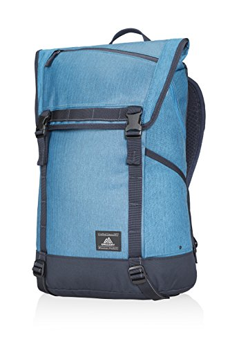 Gregory Mountain Products Pierpont Daypack, Highline Blue, One Size