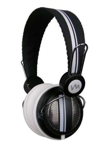 VM Audio SRHP5 Stereo MP3/iPhone iPod On Ear DJ Headphones Monitor – Black, Best Gadgets