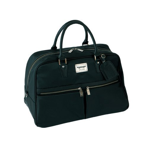 WINWIN STYLE(ウィンウィンスタイル) BAG SPORTS BAG スポーツバッグ ナイロンツイル カラー BK SB-016   B01FSUGMD0