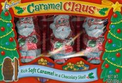 Chocolate Santa's Filled With - Chocolate Santa Milk