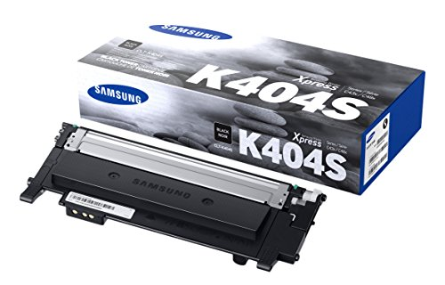 Samsung CLT-K404S Toner Cartridge Black for SL-C430W, C480FW