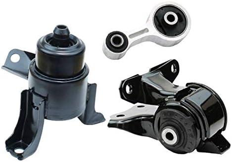 Engine Motor /& Transmission Mount Set 3PCS 2003-2008 for Mazda 6 3.0L for Auto.