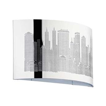 ALFA NEW YORK Appliques Lampe de Mur: Amazon.fr: Luminaires et Eclairage