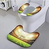 UHOO2018 Use The Toilet seat Light of Stadium Non-Slip