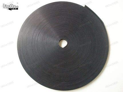 Ochoos 7 Meters HTD8M Rubber Open Ended Timing Belts Width 15mm High Torque HTD 8M Factory outlets for All Machine - (Width: 12mm)