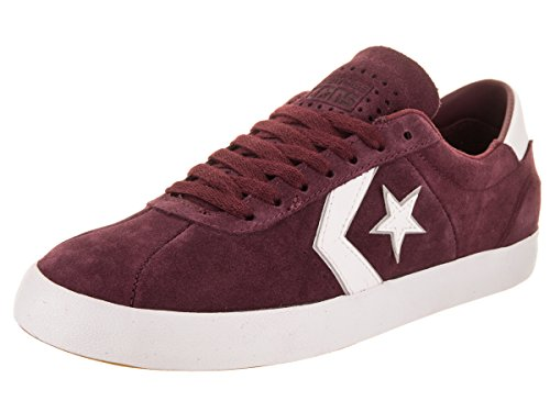 Converse Unisex Cons Breakpoint Pro Ox Skate Shoe Deep Bordeaux/Dolphin/White authentic for sale pick a best cheap price HNpjIS
