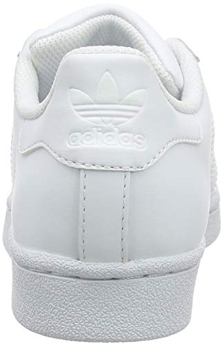Collo Senakers footwear Superstar A Bianco White White Basso Foundation footwear Adidas Infantile qS6FIw