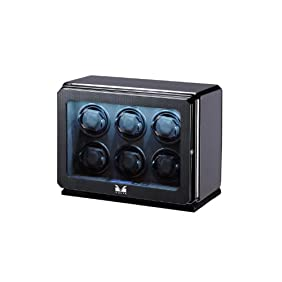 Volta 31-570061 Cambridge Wood Watch Winder