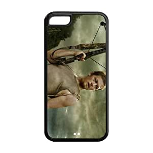 The Walking Dead Snap On TPU Cover Protector For iphone 5/5s iphone 5/5s, Silicone iphone 5/5s iphone 5/5s Case, Iphone Accessories