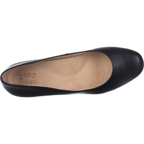 Classic Toe Naturalizer Black Closed Donelle Womens Pumps wIWtgt8zq