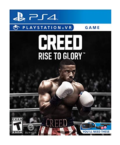 Creed: Rise to Glory - PlayStation VR (Best Boxing Game Ps4)