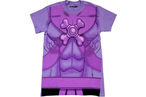 I Am Skeletor Costume T-Shirt Small -
