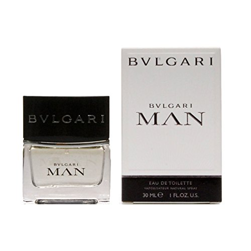 Bvlgari Man Eau De Toilette Spray for Men, 1 - Uk Bulgari
