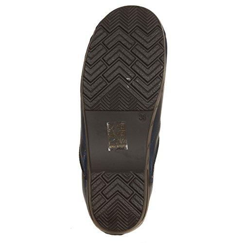 VialeScarpe Sas-7488vtbl_36 - Zapatos de cordones para mujer azul turquesa 36 turquesa