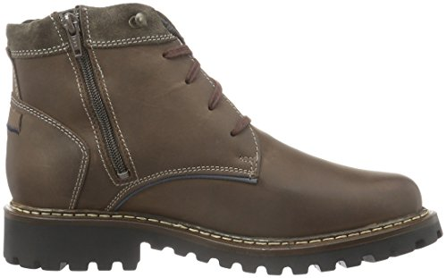 Boots Men's 23 Chance Moro Bootees Braun Josef Short and Shaft Lined 328 Kombi Warm Brown Seibel qU8xEtw