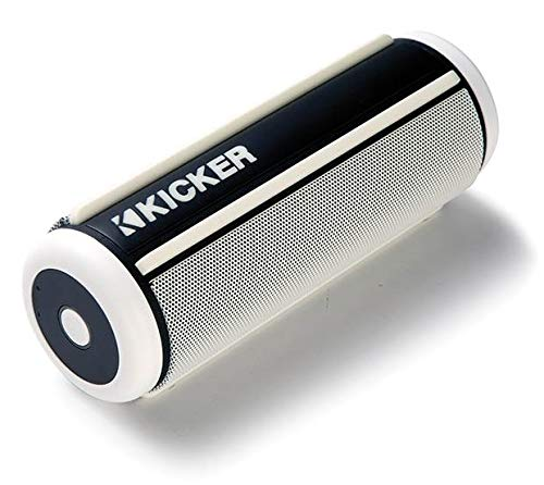 Kicker 41KPWW KPw Wireless Speaker System (White)