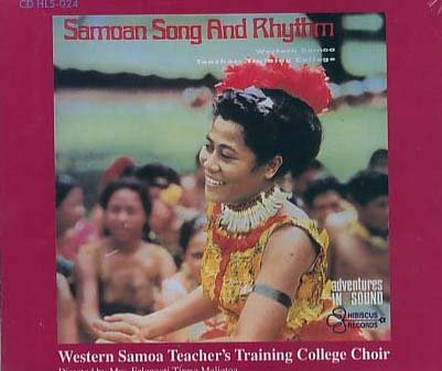 Samoan Song and Rhythm by