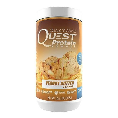 Quest Protein Powder Peanut Butter 2lbs - 2