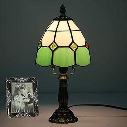 BDHBB 6 Pulgadas lámparas de Mesa de Estilo Tiffany ...