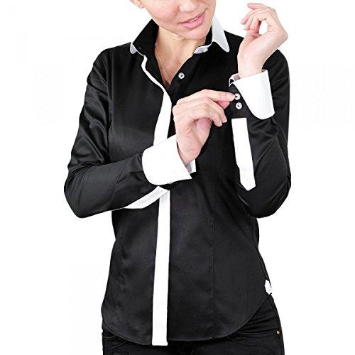 Andrew Camicia Gwendoline Allister Mc elegante di nera wqqTAzB