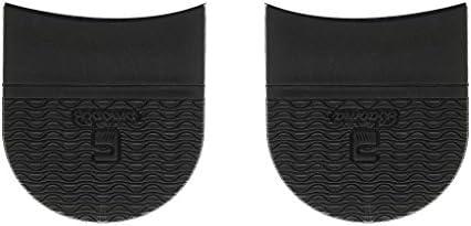ラバー ハイヒール適用 滑り止め 靴の修理 耐摩耗 ソール インソール 足裏 全4パターン