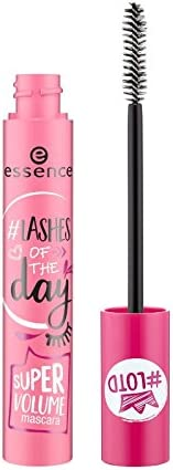 ESSENCE MASCARA LASHES OF THE DAY SUPER VOLUMEN: Amazon.es: Belleza