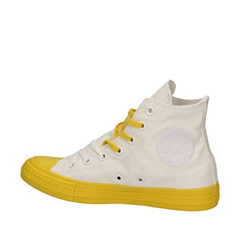 Bianco Collo a 155738c Uomo Alto Converse Sneaker txwEfwY