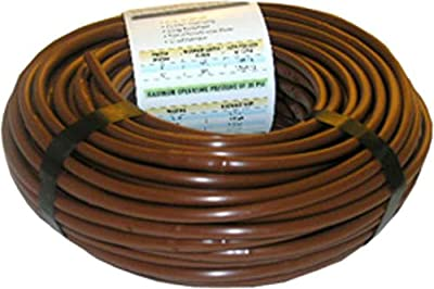 LASCO 15-5592-1 1/4-Inch by 100-Feet 6-Inch Spacing Dura-Flo Drip Soaker Tubing