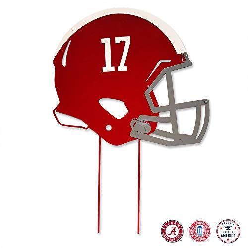 Gameday Ironworks Alabama Crimson Tide Steel Football Helmet