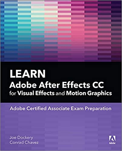 Amazon com: Learn Adobe After Effects CC for Visual Effects