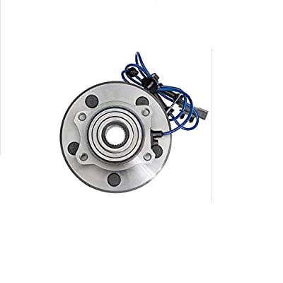 DRIVESTAR 513201 Front Wheel Hub & Bearing Assembly for Chrysler Pacifica 2004 05 06(5 Lug w/ABS): Automotive