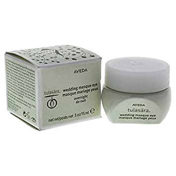 Aveda Tulasara Wedding Masque Eye Overnight for Women, 0.5 Ounce