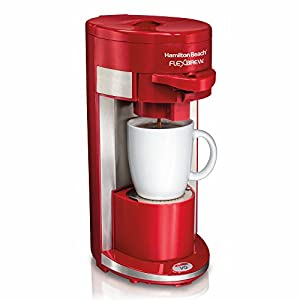 Hamilton Beach 49995 FlexBrew Single Serve Coffeemaker by HAMX9