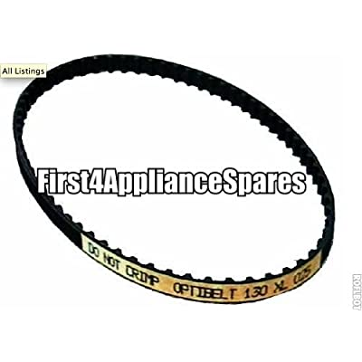 1 x First4ApplianceSpares Replacement for Sebo Vacuum Cleaner Hoover Toothed Drive Belt BS36 360 440 by First4ApplianceSpares