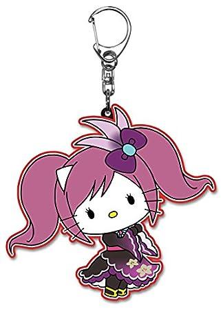 Sengoku Musou 4 X HELLO KITTY llavero de acrilico Gracia ...