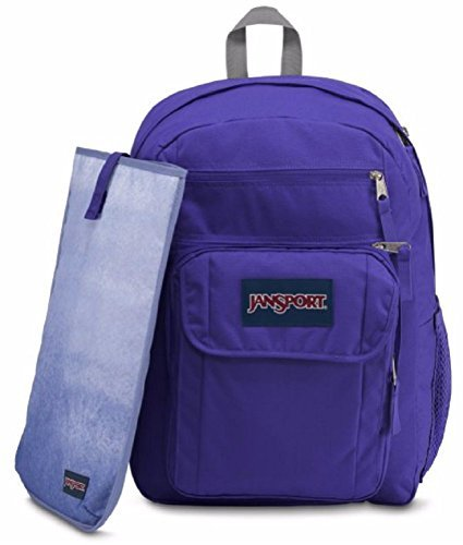 JanSport Digital Student Laptop Backpack- Sale Colors (Ink ()