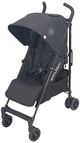 Maclaren Quest Stroller – lightweight, compact, safe