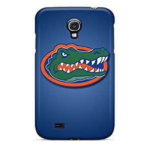 Perfect Hard Cell-phone Cases For Samsung Galaxy S4 With Unique Design Nice Florida Gators Pattern EricHowe