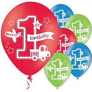 27.7 cm 6 Happy 21st Birthday Qualatex Party Balloons Silver Black 11 Inch