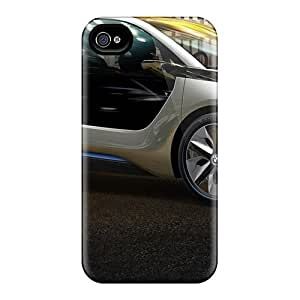New Snap-on AlexandraWiebe Skin Cases Covers Compatible With Iphone 6- Bmw I3 Concept