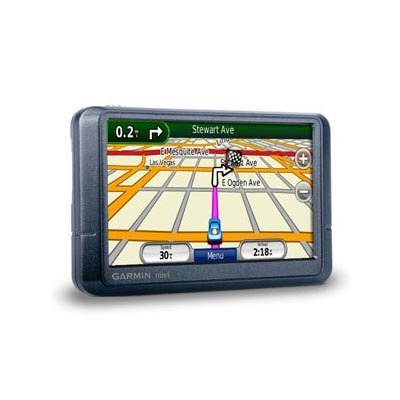 Garmin nüvi 1300LMT 4.3-Inch Portable GPS Navigator with Lifetime Map and Traffic Updates by Garmin