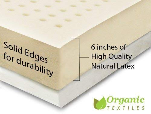 organic latex mattress topper