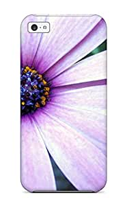 Fashion Tpu Case For Iphone 5c- Flower Defender Case Cover