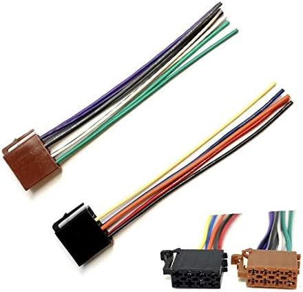 Amazon.com: ASC Car Stereo Radio Replacement Wire Harness Plug for Select  Boss Audio 16 Pin Aftermarket Radios: Car ElectronicsAmazon.com